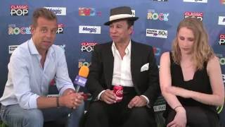 Interview with Kid Creole at Let's Rock Bristol 2016