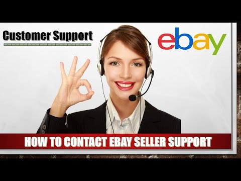 How To Contact Ebay Seller Support For Ecommerce Business Online Business