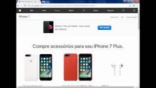 Como ganhar um iPhone 8, 8 Plus, iPhone X, iPhone 7, 7 Plus de graça 2018. How to Win an iPhone 7