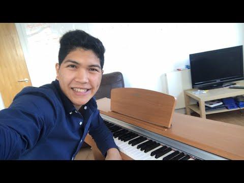 在英國找到鋼琴的意義! The Entertainer!直播彈琴!Live Steam 2【Moose 英國留學香港仔】