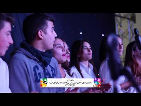 OLIMPÍADAS ESCOLARES CANTA: C. INMACULADA CONCEPCIÓN