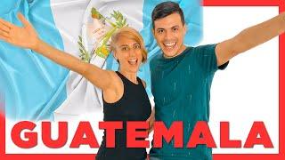 GUATEMALA Asi nos recibio...