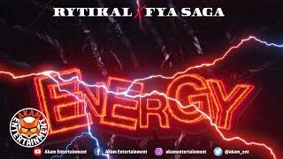 Rytikal x Fya Saga - Energy [Audio Visualizer]
