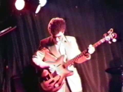 """Pizzed Off Zombies """"Electricity"""" Live @ the Breakroom Seattle Rob Vasquez 199?"""