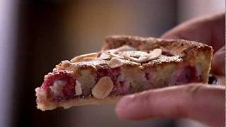 Raspberry And Almond Tart By Valentine Warner - What To Eat Now: Summer