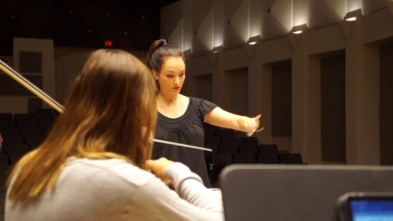 "Stravinsky, Rite of Spring, ""Spring Round Dances"" (ASU Studio Orchestra)"