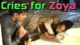Qubool Hai: Asad CRIES for Zoya