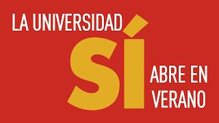 ver video: Universidad de Verano de Adeje 2019