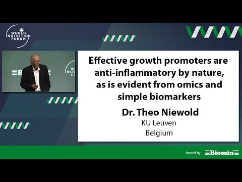 WNF 2016 - Theo Niewold - Effective growth promoters are anti-inflammatory by nature