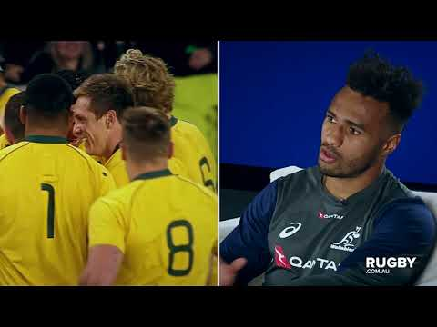 Genia relives 2017 Bledisloe Cup campaign