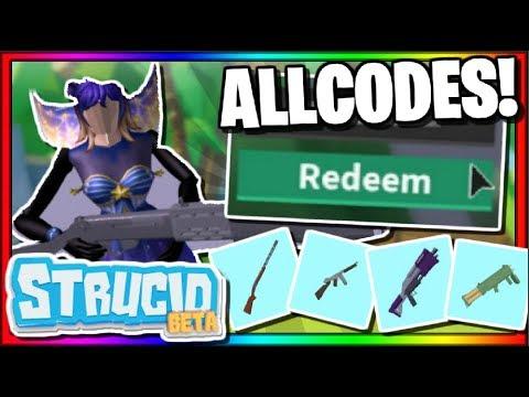 Strucid Codes For Skins | StrucidCodes.com