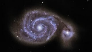Whirlpool Galaxy Through Celes…