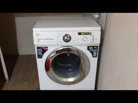 Скачет стиральная машина? Самое простое решение! (В описании есть дополнение)