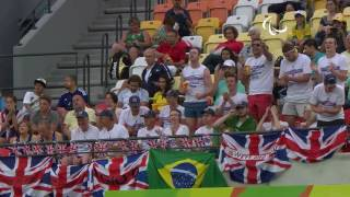 Wheelchair Tennis   Great Britain v France Men's Doubles Gold Final   Rio 2016 Paralympic Games