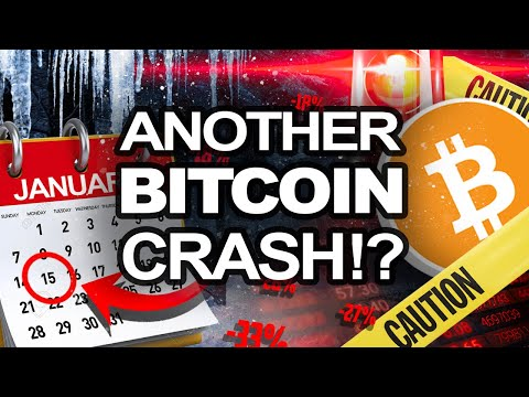 WARNING! Bitcoin Will Crash Again! When!? This MONTH!!