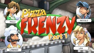Pizza Frenzy - Gameplay Part 1 (Day 1 to 4) First Hill + Riverdale