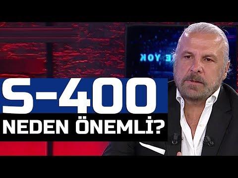 Türkiye için S-400 neden önemli? Mete Yarar açıkladı!