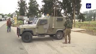 قوات الاحتلال تغلق مداخل جامعة فلسطين التقنية ضمن سلسلة اعتداءات يومية - (26-4-2018)