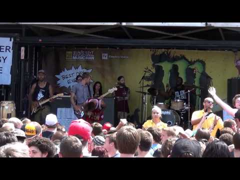 letlive - Muther - Live at Warped Tour Chicago 2013