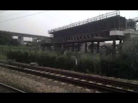 China High Speed Rail Hangzhou - Shanghai