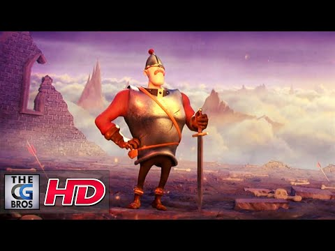 """CGI 3D Animated Short: """"A Knight's Journey"""" - by Daniel Churlow   TheCGBros"""
