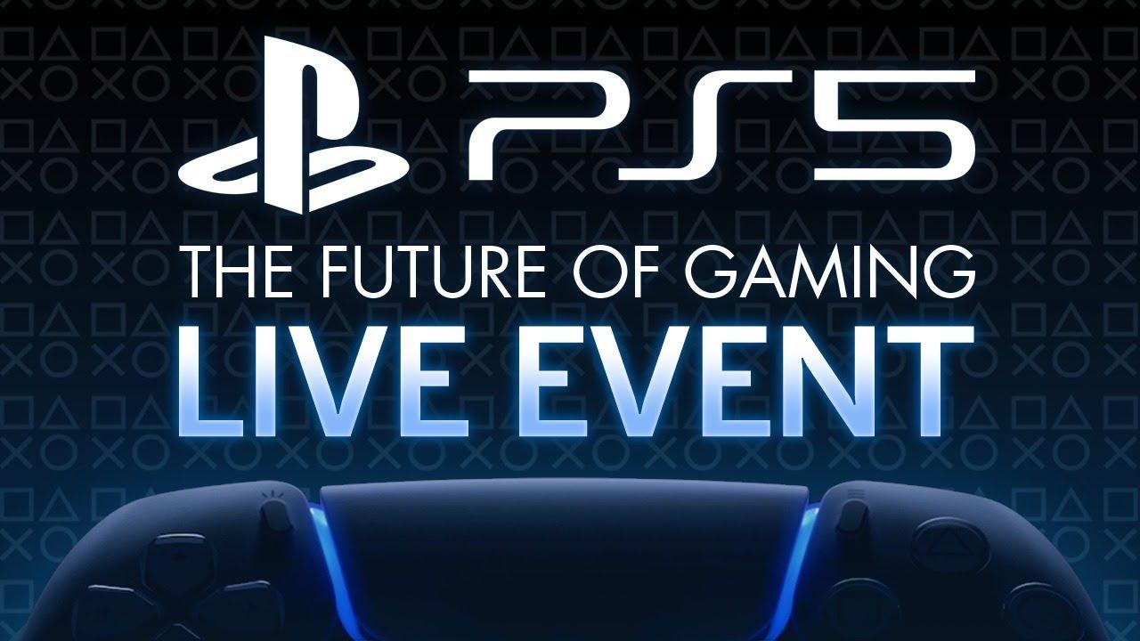 PS5 Reveal Event Livestream