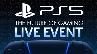 PS5 Reveal Event Livestream