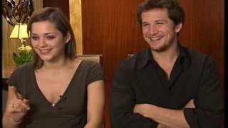 Marion Cotillard and Guillaume Canet Interview