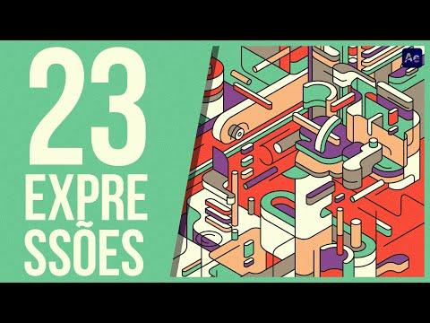 23 EXPRESSÕES NO AFTER EFFECTS   TUTORIAL