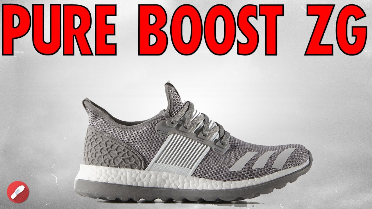 huge discount 3e941 d520b Adidas Pure Boost ZG Review! - YouTube