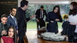 Por Amar Sin Ley 2 - Capítulo 3: El rescate de Jaime | Televisa