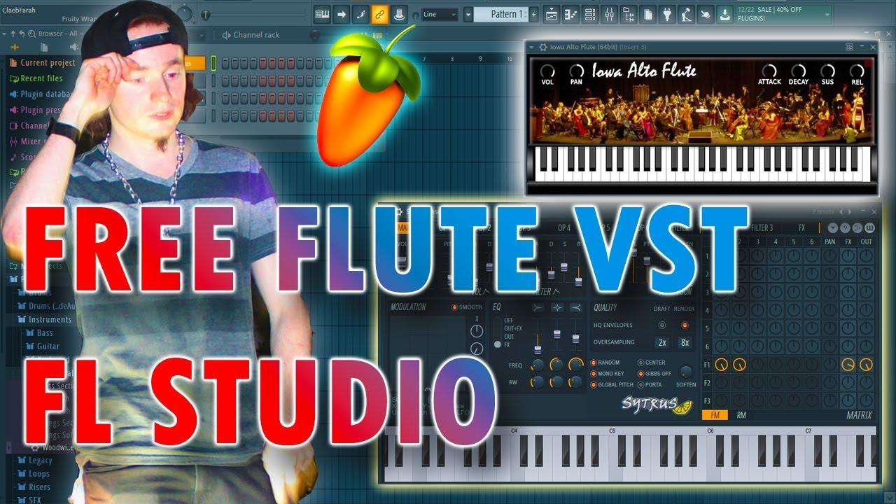 5 Free Flute VST Plugins for FL Studio - Best Flute VSTs