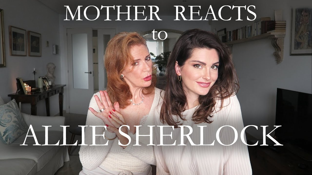 Download MOTHER REACTS to Allie Sherlock - VALERIE by AMY WINEHOUSE     Reaction video