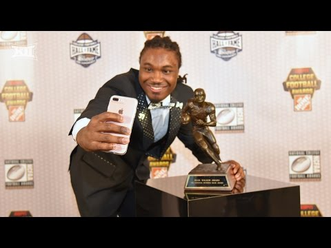Foreman, Westbrook Win National Awards