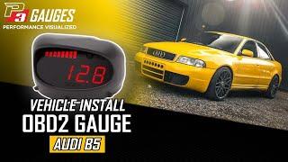 p3 cars vidi for audi b5 it s boost gauge obd 2 gauge and more