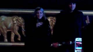 "Madonna ""I'm Going to Tell You a Secret"" NYC Premiere Speech to Fans 2005"