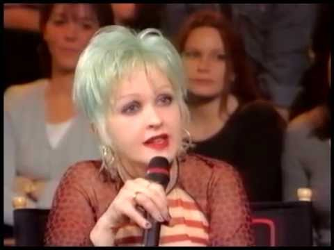 Cyndi Lauper - You don't know /L.Marmelade /She bop (Taratata 1996)