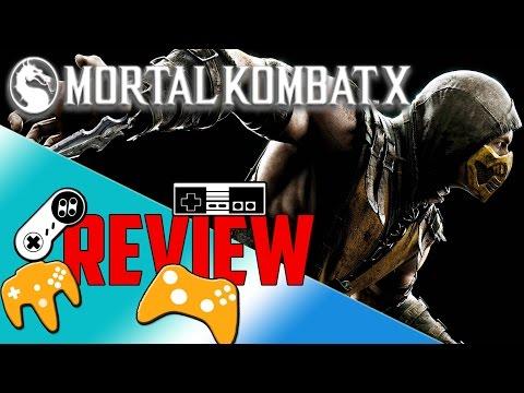 Review: Mortal Kombat X - (Xbox One) [HD]