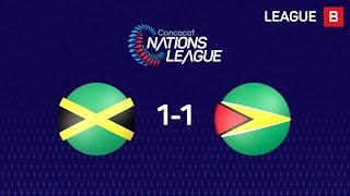 #CNL Highlights - Jamaica 1-1 Guyana