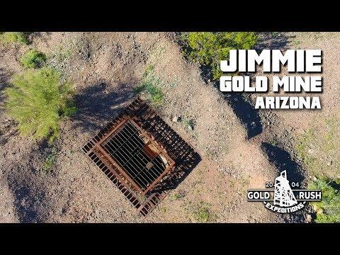 Jimmie Gold Mining Claim - Arizona - 2017