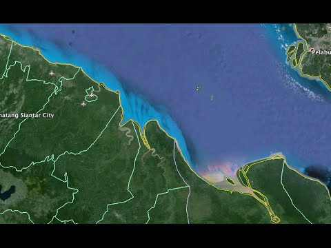 NEW | Beautiful Caribbean-like water now along entire China coast | 1000 miles...