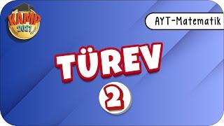 Türev -2  AYT Matematik Matematik