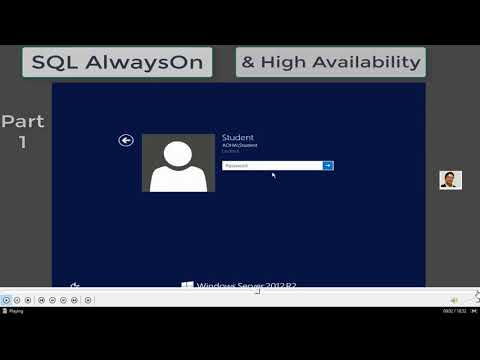 SQL AlwaysOn High Availability step by step   Part 1