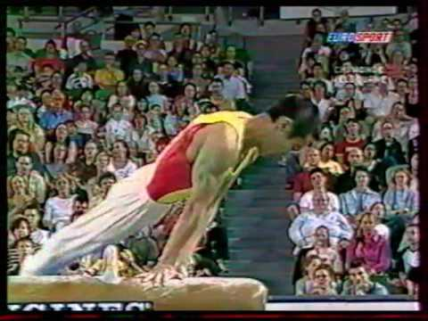XIAO Qin (CHN) PH - 2005 Melbourne worlds EF