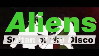 "[TEASER] Sultan of The Disco 2nd Album ""Aliens"""