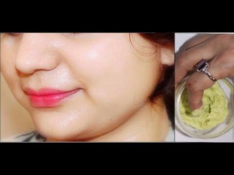 Homemade Night Cream for Removing Skin
