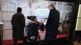 Трамп снялся в фильме один дома 2