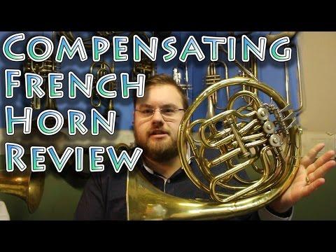 Rare Compensating French Horn Review - Josef Lidl Brno Brand