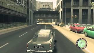 James Bond Blood Stone - Istanbul Car Chase