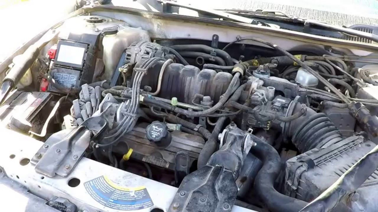 P0455 Evap Engine Code 2004 Chevy Impala  Troubleshooting